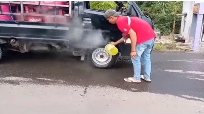 Jangan Siram Rem yang Panas dengan Air, Ahli Beberkan Cara yang Benar Untuk Dinginkan Rem