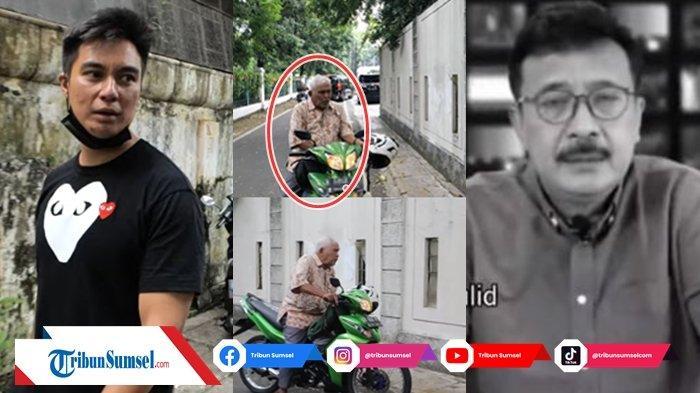 Baim Wong Dikecam Banyak Pihak Buntut 'Semprot' Kakek Suhud, Rudi S Kamri Sedih : Ingat Bapak Saya
