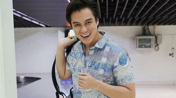 Disinggung Luna Maya Soal Isu Kelam Disangka Gay, Baim Wong Blak-blakan Beri Klarifikasi : Dusta
