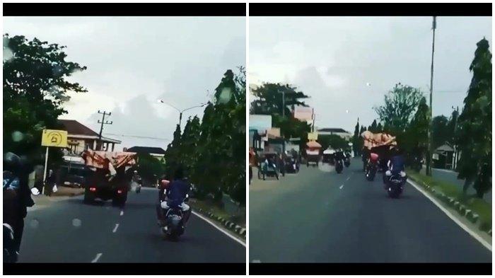 Viral Video Bajing Loncat Beraksi di Kertapati Palembang, Polisi Minta Warga Jangan Takut Melapor