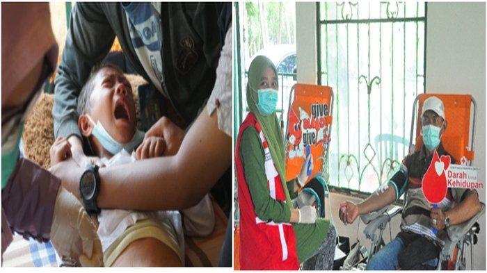 Peserta Khitan Massal dan Donor Darah Wajib Prokes, Baksos Satu Amal Indonesia di Masa Pandemi Covid