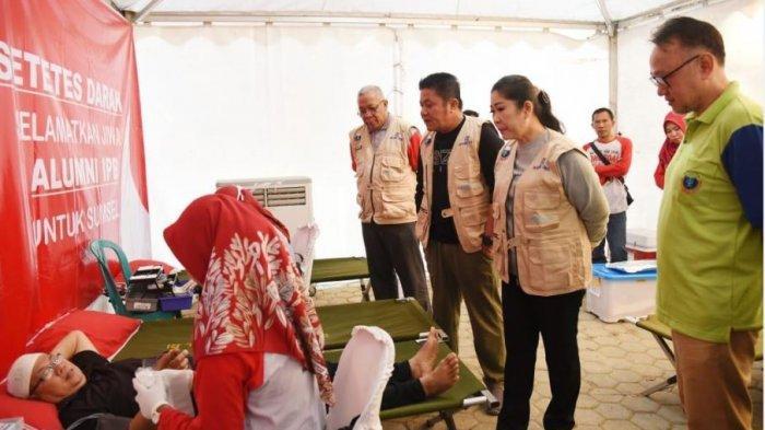 Ini Tempat Donor Darah di Palembang, PMI Sumsel Luncurkan UDD Baru di Km 5,5
