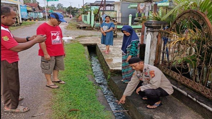 Balita Tewas Tenggelam Saat Bermain Air di Selokan Depan Rumah, Sempat Terseret Arus Deras