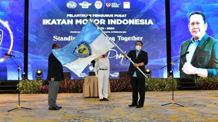 Bambang Soesatyo Terima Tantangan Menpora setelah Dilantik jadi Ketum IMI : Gas Pol, Rem Blong!