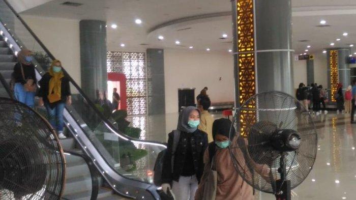 Penumpang Bandara Silampari Turun 50 Persen, Nam Air Setop Rute Jakarta Lubuklinggau