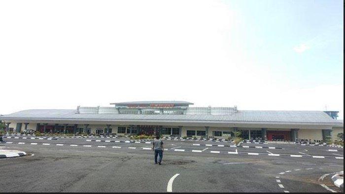 Penumpang Bandara Silampari Melonjak 100 Persen Jelang Pemberlakuan Larangan Mudik