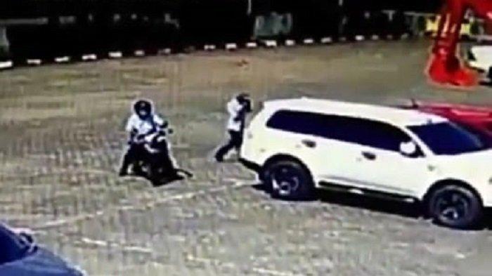 Bandit Pecah Kaca Beraksi KM 9 Palembang, Uang Rp 340 Juta Milik Warga Banyuasin Raib Digondol