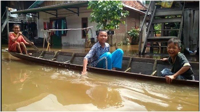 Inilah Wilayah Sumsel Rawan Banjir Berdasarkan Analisa BMKG