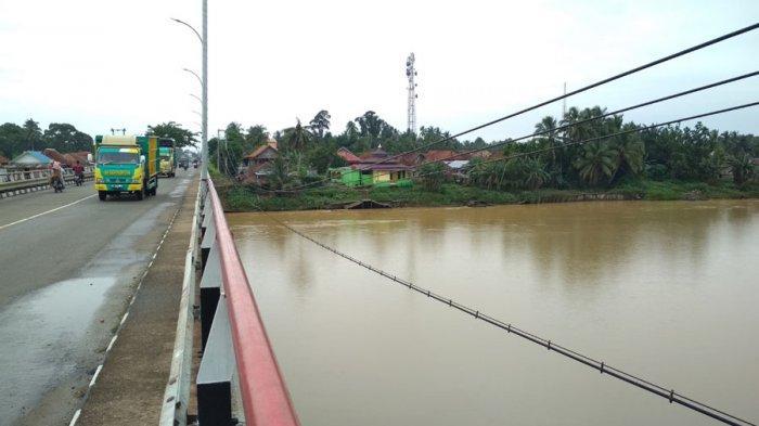 Mayoritas Bermukim di Bantaran Sungai, 32 Desa dan Kelurahan di Muratara Rawan Banjir