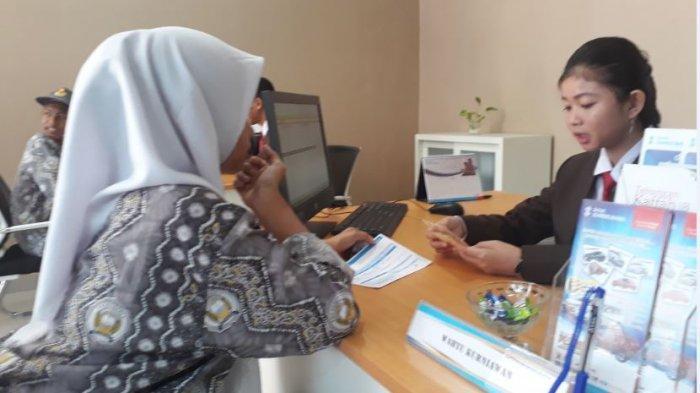 SMK Negeri 1 Palembang Punya Bank Mini, Bisa Layani Transaksi Pembayaran Bagi Warga Sekitar