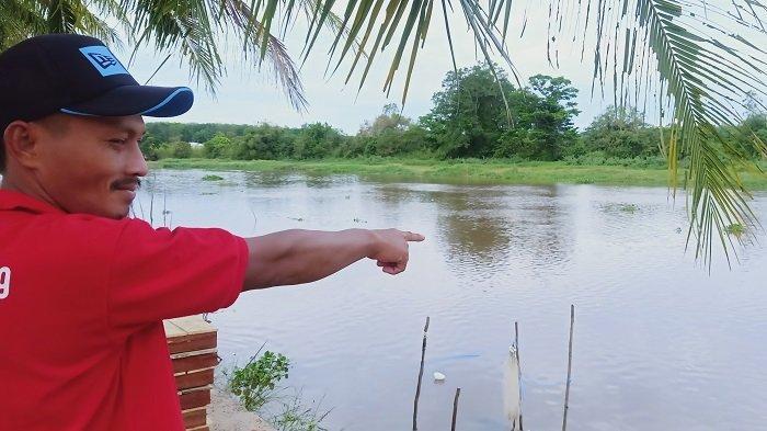 Warga di Bantaran Sungai Komering OKI Diminta Siaga Banjir, Berikut Daftar Daerah Rawan