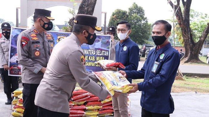 Kapolda Sumsel Irjen Prof Dr Eko Indra: Tebarlah Terus Kebaikan Dan Jangan Berhenti