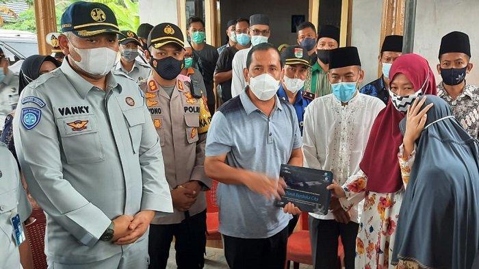 Korban Sriwijaya Air SJ 182 Teridentifikasi: Jasa Raharja Telah Serahkan Santunan di Lubuklinggau