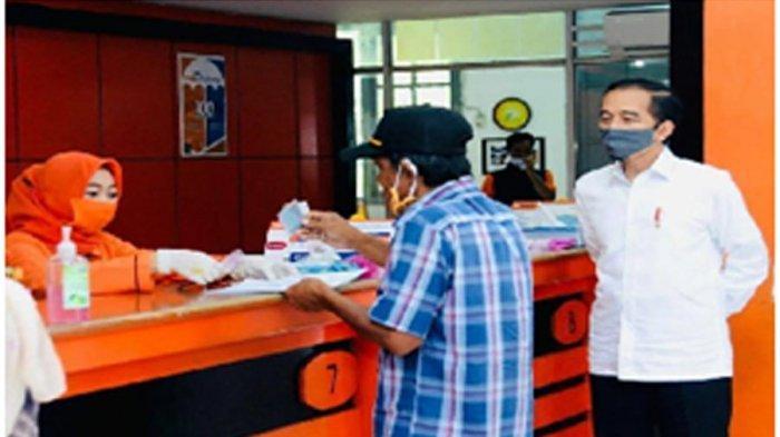 Bantuan Sosial Tunai Kemensos Akan Berakhir 7 Desember 2020, Segera Datang ke Kantor Pos Terdekat