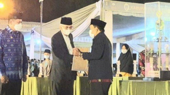 Banyuasin Juara Umum 2 STQH Ke XXVI Tingkat Provinsi Sumatera Selatan