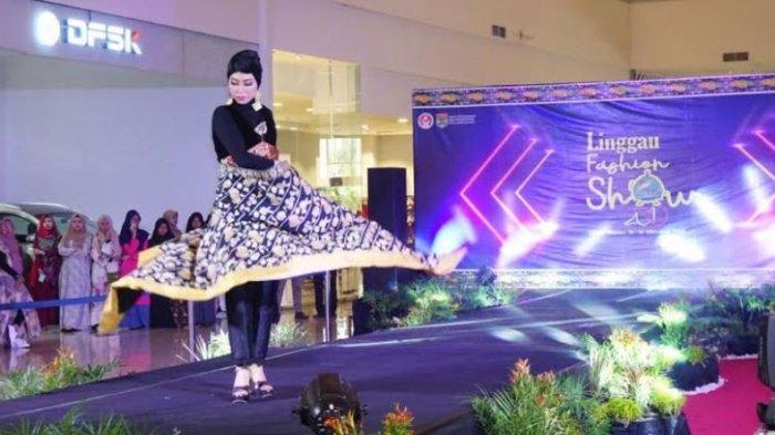 Melihat Songket dan Batik Khas Lubuklinggau dengan Motif Durian, Dipatenkan Sejak Tahun 2016