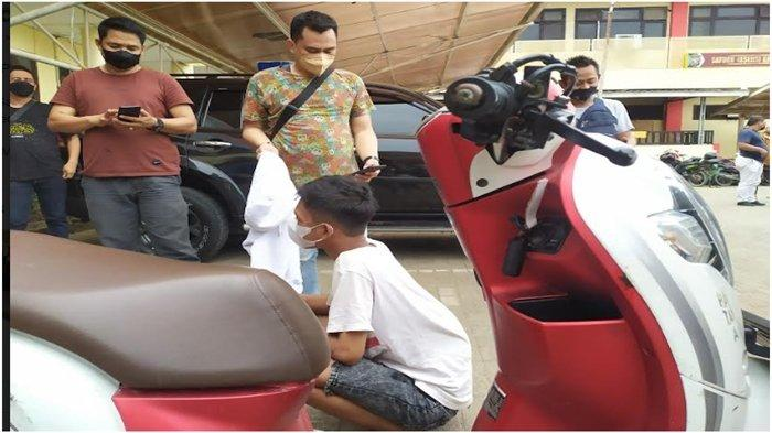 Bawa Pedang Remaja di Palembang Nekat Membegal, Aksinya Gagal, 1 Pelaku Ditangkap 1 Buron