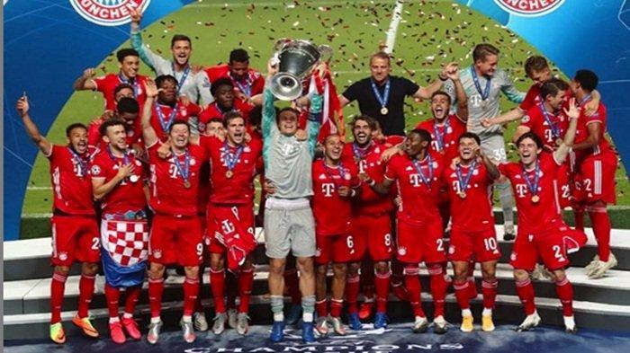 Hasil Lengkap Liga Champions: Lazio Dibantai Munchen, Chelsea si Raja Eropa