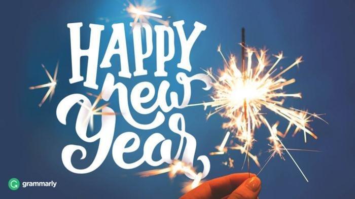 Ucapan Selamat Tahun Baru 2019 Kata Kata Mutiara Dan Doa Harapan Untuk Update Status Halaman All Tribun Sumsel