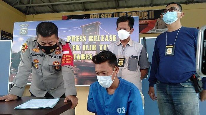 Hadang Motor Korban Mengaku Polisi, Begal yang beraksi di 9 Ilir Palembang Ditembak