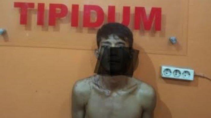 Korbannya Berlari Teriak Minta Tolong, Seorang Begal Bersenjata Api di OKU Timur Dibekuk Polisi