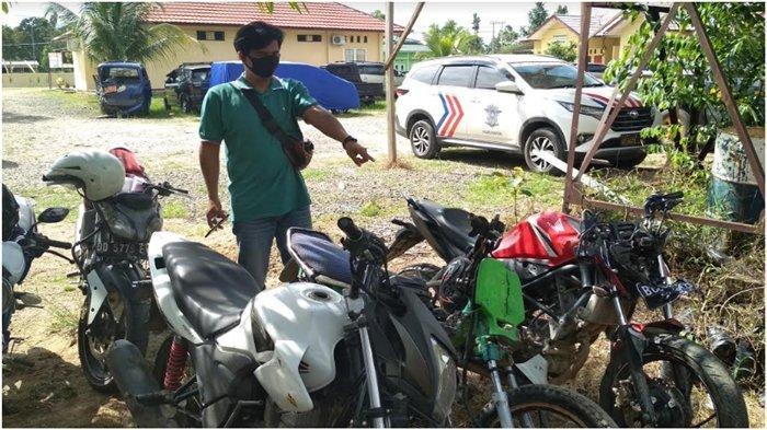Kecelakaan Maut 2 Motor Melaju Searah di Jalinsum Muratara, Honda CBR Seruduk Supra Jambrong