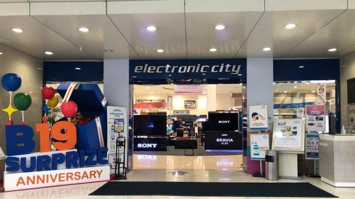 Virtual Media Roadshow 2020 Dalam Rangka Merayakan 'ELECTRONIC CITY 19th Anniversary'