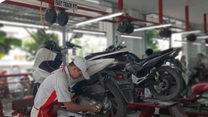 Promo Servis Lengkap Motor Honda Hanya Rp 19 Ribu Tanpa Antre, Ini Caranya