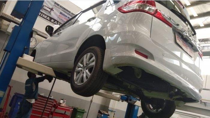 Selesai Mudik, Dapatkan Diskon Service Mobil di Bengkel Resmi Suzuki Palembang