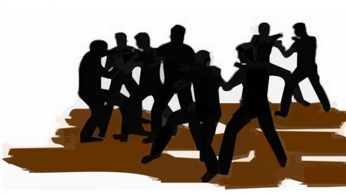 Berawal Ditantang Duel Maut, Kelompok Perguruan Silat Bentrok Lawan Satpam, Ini yang Menang