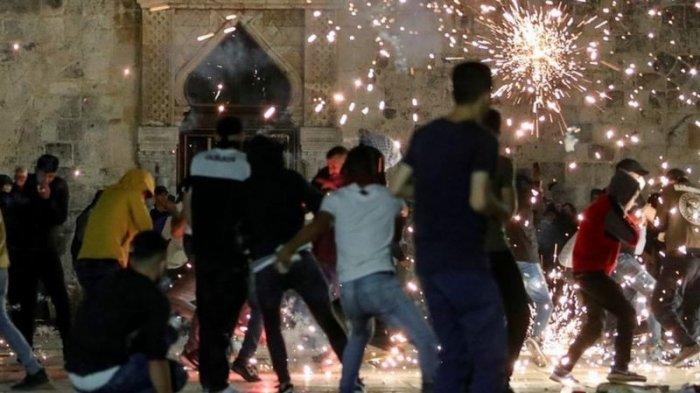 Konflik dengan Israel, Palestina Tak Punya Tentara Untuk Melawan, Ternyata Ini Alasannya
