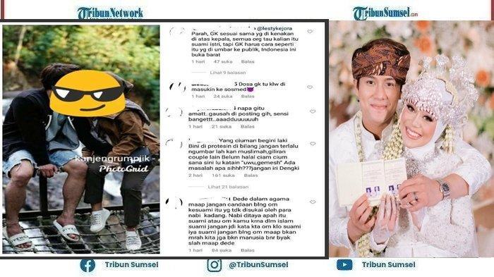 Foto 'Panas' Lesti Kejora-Rizky Billar Diumbar ke Publik, Fans : Indonesia Ini Bukan Budaya Barat