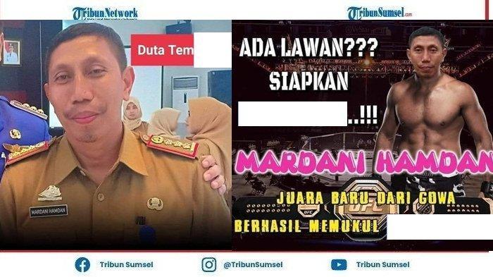 Viral Meme Mardani Hamdan Satpol PP Gowa yang Pukul Wanita Pemilik Warkop, Nasibnya Kini