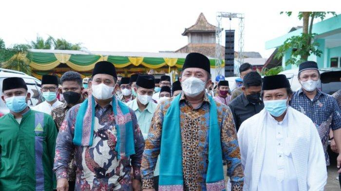 Bupati Banyuasin Resmikan Gedung Ponpes Madrasah Tsanawiyah Kecamatan Air Kumbang