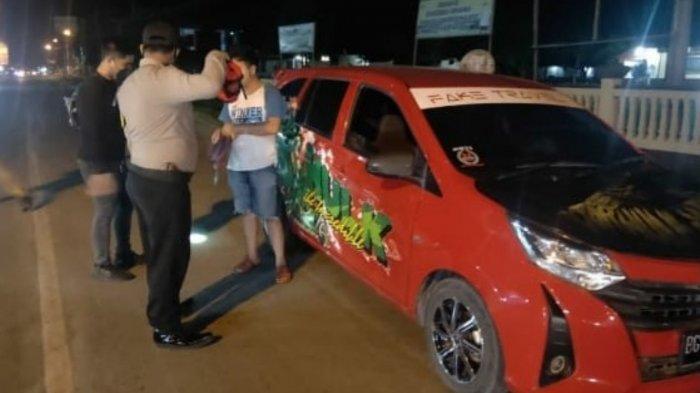 Polres Ogan Ilir Gelar KRYD, Antisipasi Kejahatan dan Sosialisasi Prokes