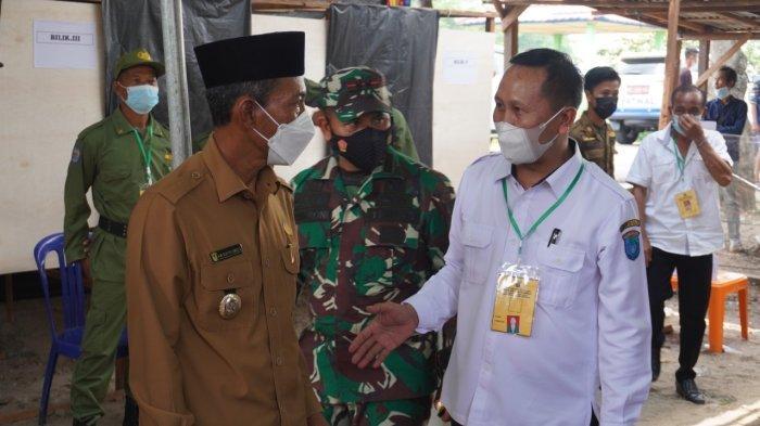 Pilkades Serentak di Ogan Komering Ilir Jadi Percontohan di Tengah Pandemi