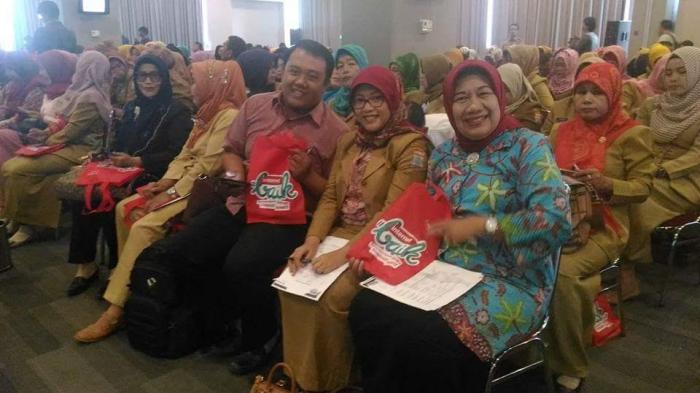 Guru SMA Negeri 3 Palembang Ikuti Pelatihan Internet BAIK