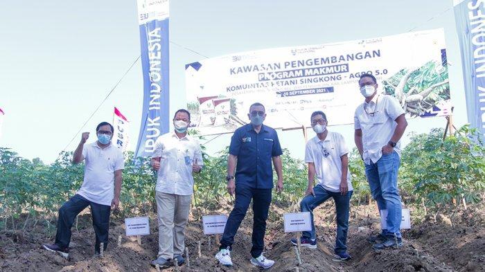Program Makmur, Cara Erick Thohir Sejahterakan Petani Lampung