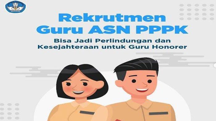 Alur Terbaru Seleksi PPPK 2021 Tahap 1, 2 dan 3 Resmi Langsung Dari BKN, Berikut Persyaratannya