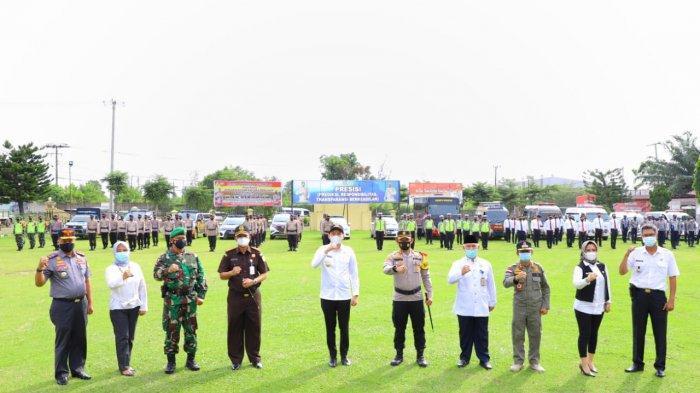 Pemudik Nekat Bakal Dicegat di Ogan Ilir, Ratusan Personel TNI-Polri Berjaga