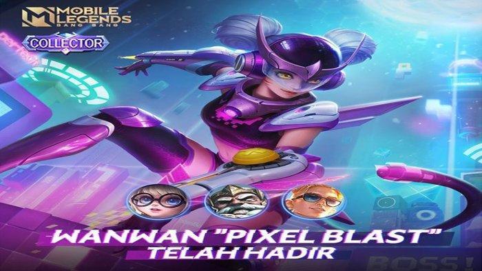 Best Build Marksman Wan-Wan dari Jess No Limit Hero Kebal Crowd Control Plus Damage Super Sakit