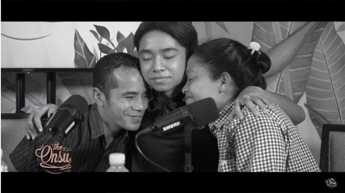 Betrand Peto Maafkan Orangtuanya Tak Beri Kasih Sayang Sempurna di depan Ruben Onsu dan Sarwendah