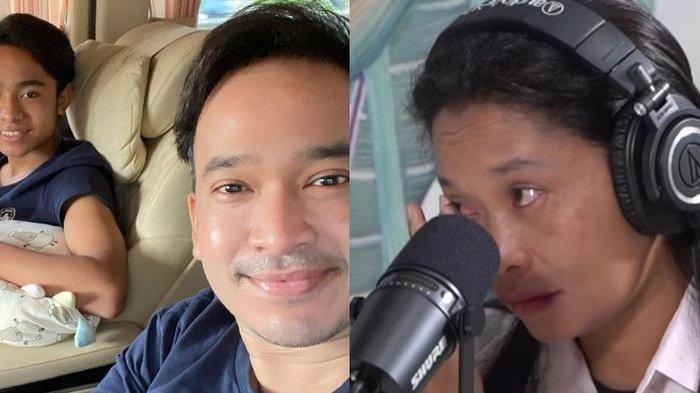 Trauma Betrand Peto Bikin Enggan Ketemu Vivi Ibu Kandungnya, Ruben Onsu Ancam Pulangkan ke NTT