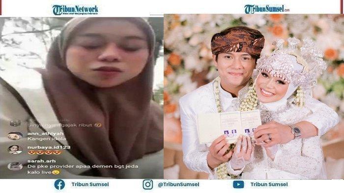 Bikin Fans Baper, Lihat Aksi Lesti Kejora Temani Rizky Billar Syuting Saat Gerimis