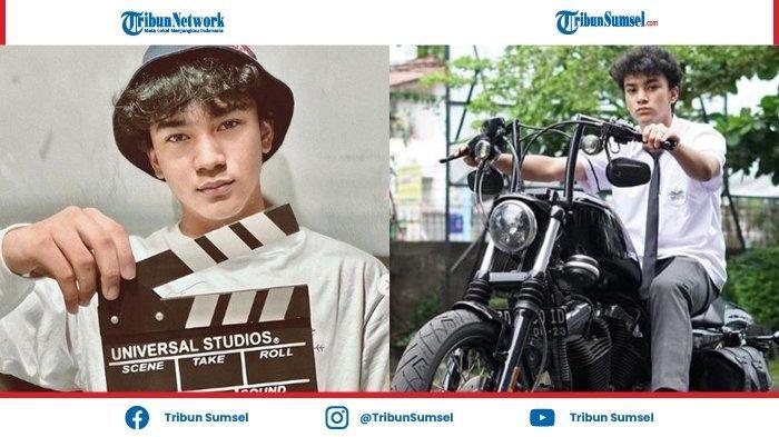 Biodata Emyrrazan Hamid Pemain Baru Saingan Rey Bong 'Dari Jendela SMA', Rebutkan Sandrinna Michelle