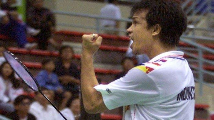 Biodata Profil Rexy Mainaky, Legenda Indonesia Jadi Pelatih Bulutangkis Thailand