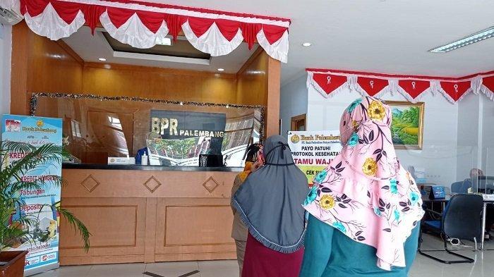 BPR Palembang Raih Mata Lokal Award Kategori BUMD Terbaik 2 Sumsel