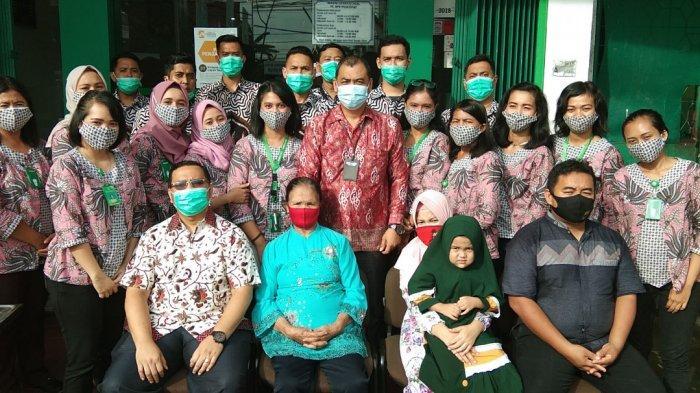 Rayakan HUT ke 12 Tahun, BPR Puskopat Palembang Beri Apresiasi ke Nasabah Pilihan