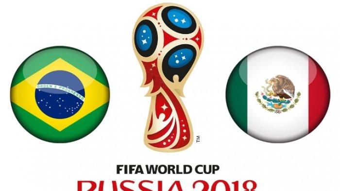 Nonton Live Streaming Piala Dunia Brasil Vs Meksiko di HP via Indosat, XL dan Telkomsel