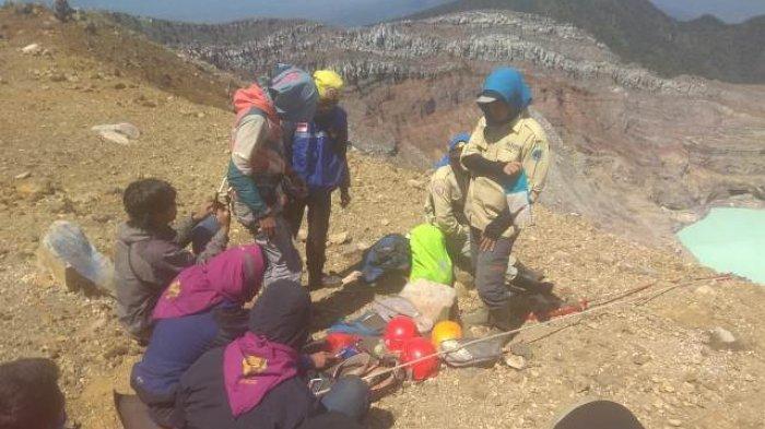 Berdasarkan Pakaiannya, 2 Mayat di Puncak Gunung Dempo Diduga 2 Pendaki Hilang asal Jambi